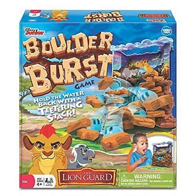 Disney The Lion Guard Boulder Burst Game