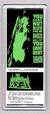 THE HAUNTING movie poster 'WIDE' FRIDGE MAGNET  - 1963 Horror Classic!