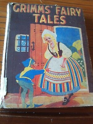 Grimms' Fairy Tales, Illustrated by Anne-Anderson