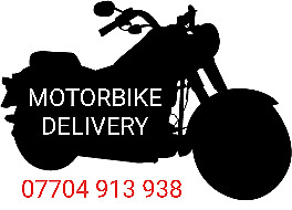 Motorbike Ebay Delivery Collection Service. Essex London Based Bike Courier