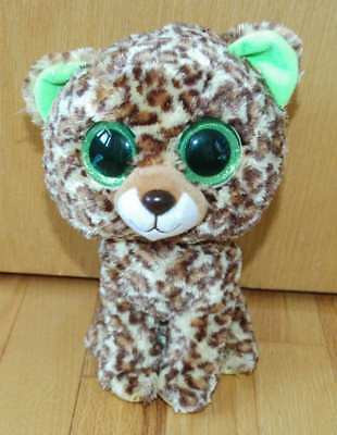 TY BEANIE BOO Speckles leopard 9