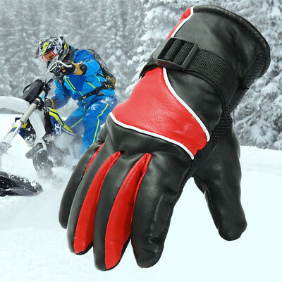 12V Electric Outdoor Motorcycle Heated Gloves Warmer Hands Winter Rechargeable