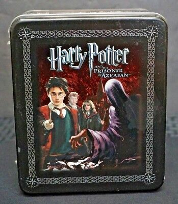 Harry Potter Prisoner of Azkaban TCG Collector Tin #2 New Sealed COLLECTOR CARDS
