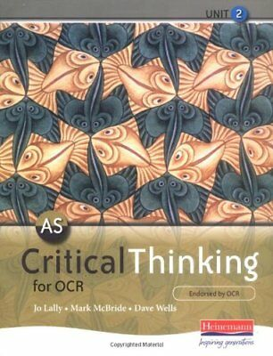 AS Critical Thinking for OCR Unit 2, , Used; Good Book