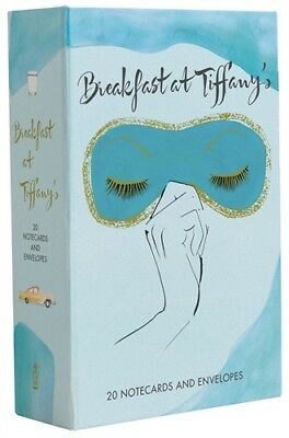 Breakfast at Tiffany's Notecards ' Abrams Noterie, Abrams