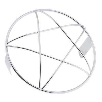 6 3 Bright Motorcycle Daymaker Headlight Protector Net Cover Cafe
