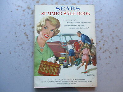 Sears Roebuck Summer SALE Catalog for 1959