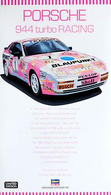 Porsche 944 turbo Racing 1:24 Model Kit Bausatz Hasegawa 20315