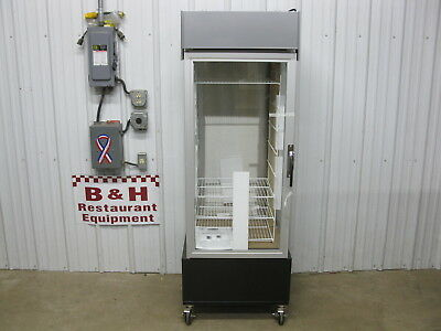 Hatco PFST-1X Heated Holding Cabinet Pizza Box Warmer Display Case