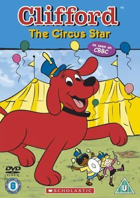 Clifford: The Circus Star [DVD] -  CD TKVG The Fast Free Shipping