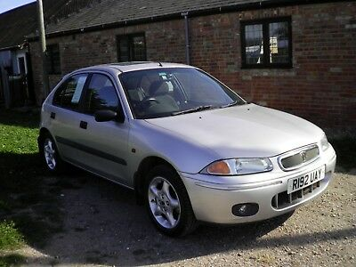 Rover 214 Is 1997 5-Door Hatchback 10 Months Mot Vgc  Low Mileage Very Clean