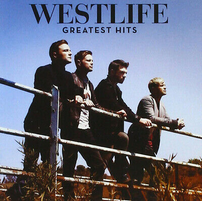 Westlife : Greatest Hits CD (2011) ***NEW***