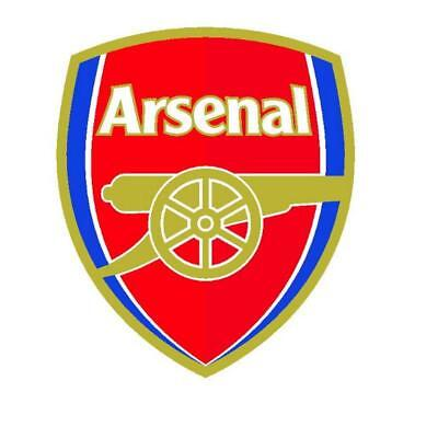ARSENAL Football Club Pin Crest Badge_ Carded