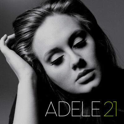 Adele : 21 CD (2011) ***NEW*** Value Guaranteed from eBay's biggest seller!