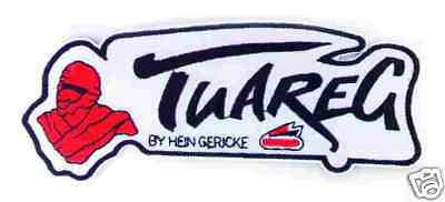 Patches/Patch Tuareg Motorcycle Item 25009