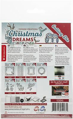 Find It Trading Yvonne Creations Christmas Dreams Die-Christmas Lantern