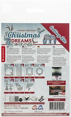 Find It Trading Yvonne Creations Christmas Dreams Die-Christmas Penguin