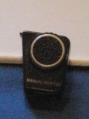 Olympus OM10  Adapter Attachment Only FREE WORLD WIDE POSTAGE