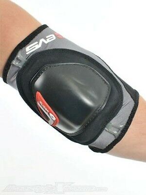 EVS Black-Red 2018 Glider Pair of MX Elbow Guard