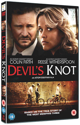 Devil's Knot DVD (2014) Reese Witherspoon ***NEW***