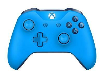 Xbox One Special Edition Blue Wireless Controller