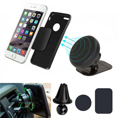 Qi Wireless Car Charger And Phone Mount Holder For iPhone X/ 8 Samsung S9 Note 8