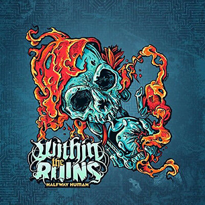 Within the Ruins : Halfway Human CD (2018) ***NEW***