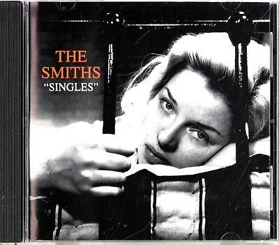THE SMITHS- Singles- Best of/Greatest Hits CD (1995) Morrissey Panic Ask etc 80s
