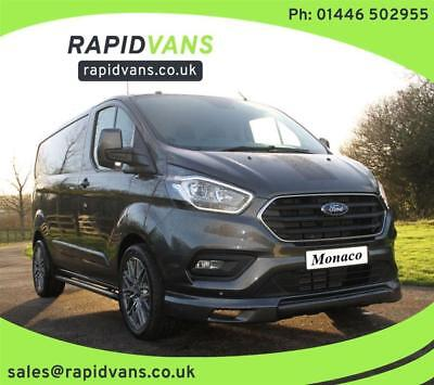 New '68 Modified Ford Transit Custom 280 Limited from £249 + VAT Per Month