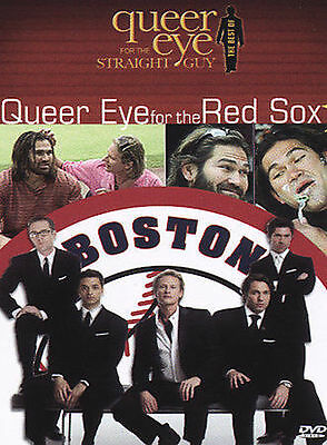Queer Eye For The Red Sox (Dvd, 2005) New
