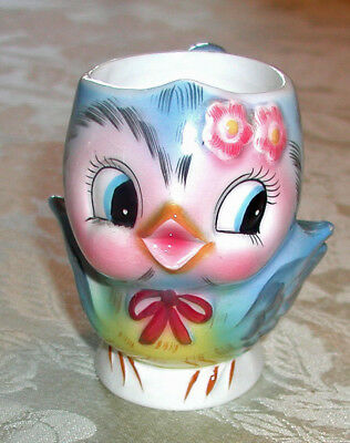 Vintage Bluebird baby mug in very good condition and hard to find