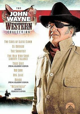 The John Wayne Western Collection (The Man Who Shot Liberty Valance / True Grit