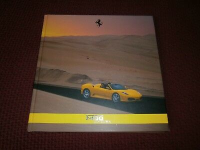 Ferrari F430 Spider Ferrari F 430 Luxury Presentation Brochure 87Pages Hb