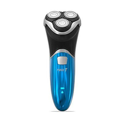 Electric Shaver Wet   Dry Mens Rotary Shaver Ipx7 100% Waterproof Quick Recharge