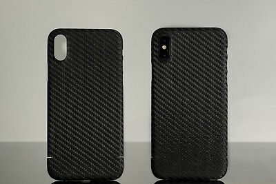 iPhone XS MAX Real Original Genuine Carbon Fibre Strong Luxury Case Cover NEVOX!