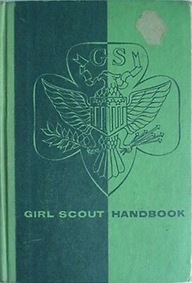 1954 Girl Scout Handbook (Girl Scouts Of The Usa