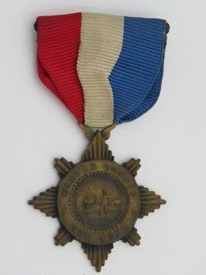 Original Wwi Ulster County, New York Medal