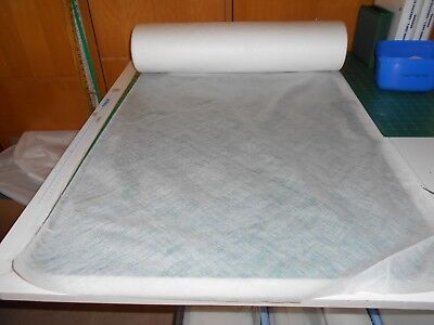 Water soluble fabric-like (non-woven) stabiliser - 5 metres x 61 cms wide
