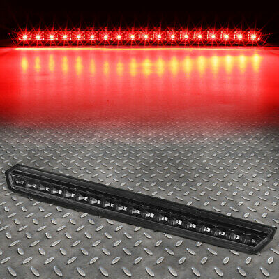 For 15-20 Chevy Tahoe Suburban Led Third 3Rd Tail Brake Light Stop Lamp Black