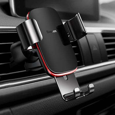 Universal Auto Car Air Vent Holder Mount Stand Cradle For Mobile Smart Phone GPS