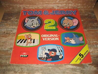 LP Tom & Jerry 2 POLY
