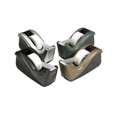 Scotch Heavy Weight Two-Tone Tape Dispenser with 1 in Core, 3/4 x 1500 in Tape,