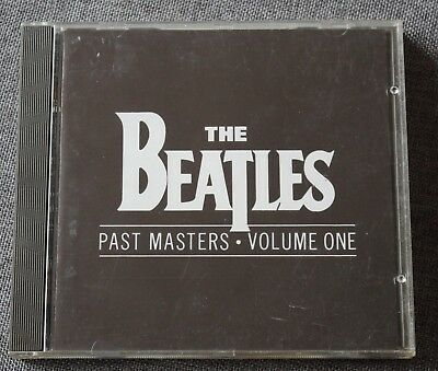 The Beatles, past masters volume one, CD Holland