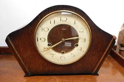smiths westminster chimes mantel clock