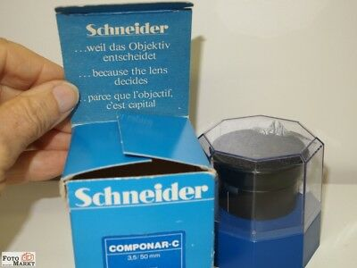 Schneider-Kreuznach Componar-C 3,5/50mm Magnifying Lens Enlarger (13250)