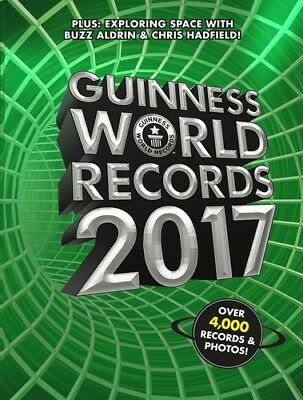 Guinness World Records 2017 - World Records Guinness (, Book New)