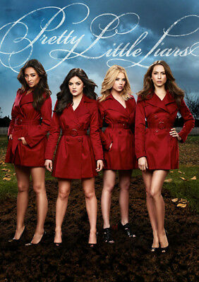 Pretty Little Liars Season 4 Dvd New Region 2