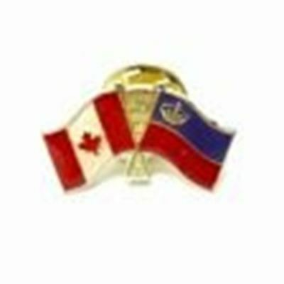 CANADA Country Flags Friendship Iron On PATCH CREST BADGE . PHILIPPINES NEW