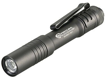 Streamlight 66604 Microstream Rechargeable USB Mini LED 250 Lumen Flashlight