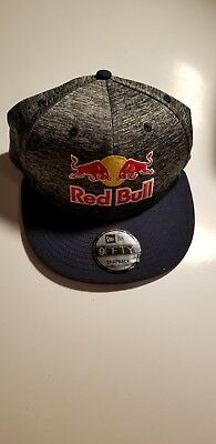 RED BULL Athlete Only Hat - Rare Snapback Cap -  149.99  c929312275a